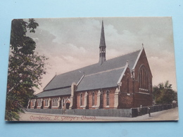 CAMBERLEY St. George's Church ( Frith ) Anno 1910 ( Zie Foto ) - Surrey