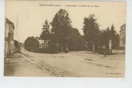 MORTAGNE AU PERCHE - Chartrage - Avenue De La Gare - Mortagne Au Perche