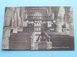 HUBBERHOLME Church ( W P Inman ) Anno 19?? ( Zie Foto ) - Angleterre