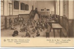 Koksijde  - Coxyde S/Mer   *  Ster Der Zee - Etoile De La Mer - Zusters Dominicanessen - Speelzaal - Salle De Jeu - Koksijde