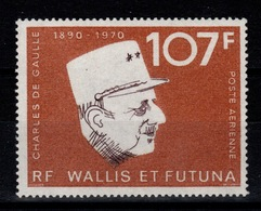 Wallis & Futuna - YV PA 48 N** De Gaulle - Luftpost