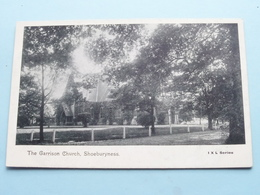 The GARRISON Church SHOEBURYNESS ( I X L Series ) Anno 19?? ( Zie Foto ) - Angleterre