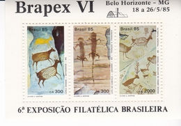 Brasil Hb 66 - Hojas Bloque