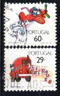 N° 1753,54 - 1989 - Gebruikt