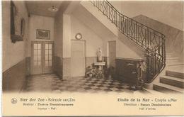 Koksijde  - Coxyde S/Mer   *  Ster Der Zee - Etoile De La Mer - Zusters Dominicanessen - Ingangs Hall - Koksijde
