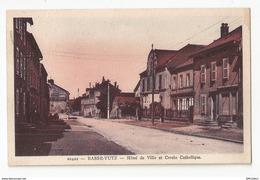 57 Basse Yutz, Hotel De Ville Et Cercle Catholique (A5p77) - France