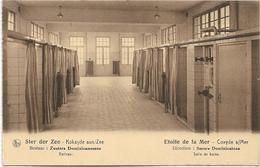Koksijde  - Coxyde S/Mer   *  Ster Der Zee - Etoile De La Mer - Zusters Dominicanessen - Badzaal  - Salle De Bains - Koksijde