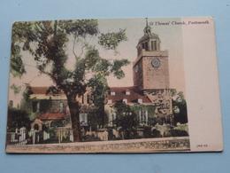 St. THOMAS' Church, PORTSMOUTH ( JWS 26 ) Anno 1904 ( Zie Foto ) - Portsmouth