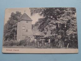 PERIVALE Church () Anno 190? ( Zie Foto ) - London