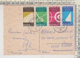 BERLIN KONGREBHALLE NICE STAMP MUNCHEN 1972 - Alemania