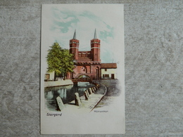 STARGARD                    MUHLENTHOR - Polonia