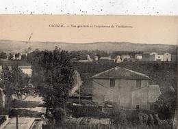 OLONZAC VUE GENERALE ET COOPERATIVE DE VINIFICATION - France