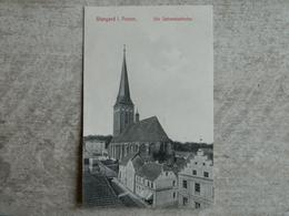 STARGARD                    DIE JOHANNISKIRCHE - Polonia