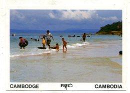 CAMBODIA - AK 368641 Kampong Som The Seaside - Cambodja