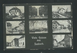 Viele Grüsse Aus Sasbach  Maca0168 - Sasbach