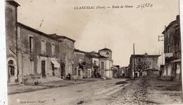 CLARENSAC ROUTE DE NIMES - France