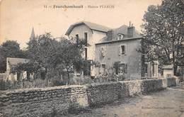 58 - Fourchambault - Beau Cliché De La Maison Péaron - Other Municipalities