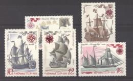 Russie    :  Yv  3796-00  **   Bateau - Boat - 1923-1991 USSR