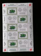 OSTERREICH 2001 - MICHEL 2345 - TAG DER BRIEFMARKE 2001 - 80 JAHRE VOPH - Blocs & Feuillets