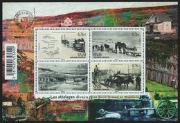 St. Pierre & Miquelon 2015 - Mi-Nr. Block 8 ** - MNH - Pferde / Horses - St.Pierre & Miquelon