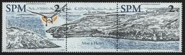 St. Pierre & Miquelon 2002 - Mi-Nr. 872-873 ** - MNH - Landschaften / Landscapes - Ungebraucht