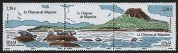 St. Pierre & Miquelon 2012 - Mi-Nr. 1148-1149 ** - MNH - Landschaften - St.Pierre & Miquelon