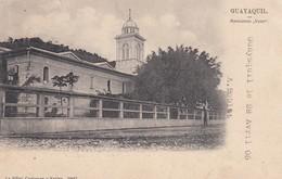 "Guayaquil - Manicomio ""Velez"" - Ecuador"