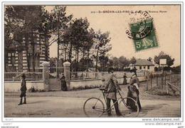 (dep 44 )     ST- BREVIN-LES-PINS  Epoque 1906        Ref  B0.873 - France