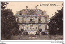 (dep 70 ) à LUXEUIL LES BAINS   Villa Du Chatigny  Ref  B.589 - Luxeuil Les Bains