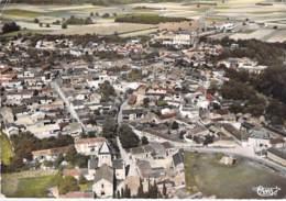 79 - MARNES : Vue Générale Aérienne -  CPSM Village (250 Habitants) Dentelée Colorisée Grand Format - Deux Sèvres - Other Municipalities