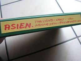 Asien , Mit Siam Thailand , Indo China , Laos Kambodga  Im Album - Francobolli