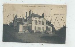 Sury-és-Bois (18) : Le Château Des Faiseaux, Villa Bourgeoise En 1924 PF. - Autres Communes