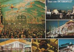 München - Gruss Vom Oktoberfest - Ca. 1975 - Muenchen