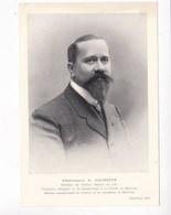 Professeur  A.Calmette Direct. Institut Pasteur Lille  Prof.hygiène Et Bactériologie Fac.Méd. Membre Inst.Acad. Méd. TBE - Santé