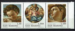 San Marino 1975 // Mi. 1102/1104 ** - San Marino