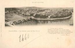 13360068 Cahors Fliegeraufnahme Prise Du Mont St. Cyr Cahors - France