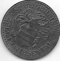 *notgeld  Zell 10 Pfennig O.j. Zn  623.2 - Other