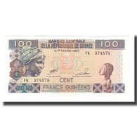 Billet, Guinea, 100 Francs, 1985, KM:35b, NEUF - Guinée