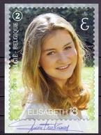 Belgie - 2019 - OBP - 1  Max. Kaart - ** Prinses Elisabeth ** Uitgifte Bpost - Maximumkarten (MC)