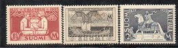 XP4385 - FINLANDIA 1935 , Centenario Kalevala1835/1935  ***  MNH  (2380A) - Nuovi