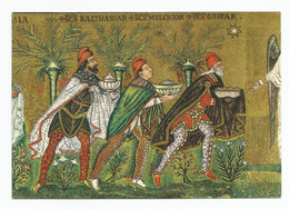Ravenna, SApollinare Nuovo (VI Sec.) - I Re Magi. - Pittura & Quadri