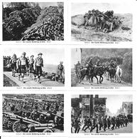 BZ08 - SERIE 6 IMAGES CIGARETTES EILEBRECHT - PERCEE DE SEDAN - 1939-45