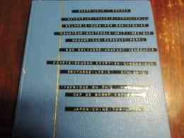CLASSEUR BLEU  TIMBRES DIVERS PAYS DONT CHINE  COMPREND  AUSSI DES CLASSIQUES USA   CHINE SIAM  CANADA ETC - Sammlungen (im Alben)