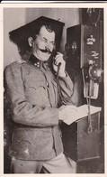 AK  Österr. Soldat Mit Fernsprecher - K.u.k. Armee - 1. WK (45388) - Weltkrieg 1914-18