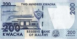 MALAWI P. 60d 200 K 2017 UNC - Malawi