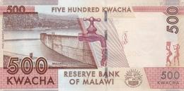 MALAWI P. 66 500 K 2017 UNC - Malawi