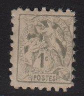 Type Blanc - Poste Enfantine - 1900-29 Blanc