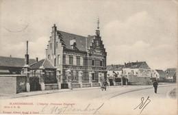 """BLANKENBERGHE / L'HOPITAL """" PRINCESSE ELISABETH """"/ Edit. ALBERT SUGG. / Voyagée 1906 - Blankenberge"""