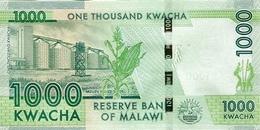 MALAWI P. 67c 1000 K 2017 UNC - Malawi