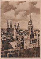 Halle - Marktplatz - 1938 - Halle (Saale)